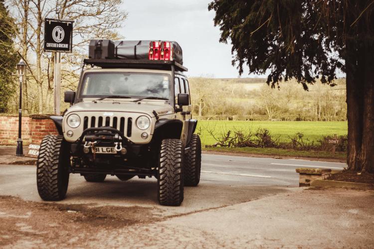 Jeep Niche